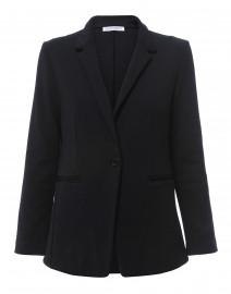 Belamy Black Viscose Jacket