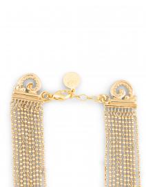 Gas Bijoux - Romeo Gold Multi Strand Necklace