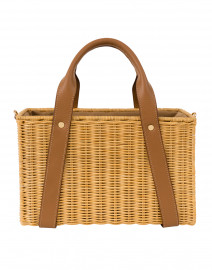 Daisy Natural Wicker Bag