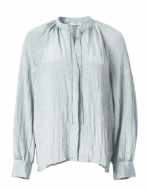 Mint Green Poet Popover Blouse