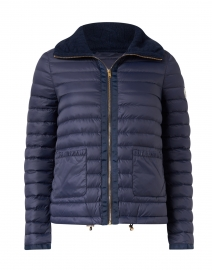 Yellowstone Navy Down Jacket