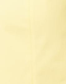Lafayette 148 New York - Audren Sunglow Yellow Stretch Cotton Dress