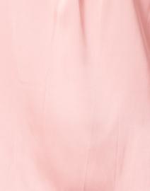 Kobi Halperin - Payge Petal Pink Silk Peasant Blouse