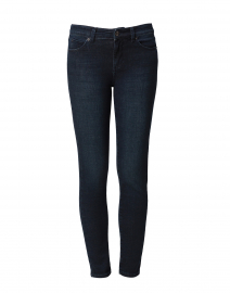 Melrose Dark Vintage Wash Stretch Cotton Jean