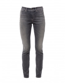 Parla Grey Stretch Denim  Jean