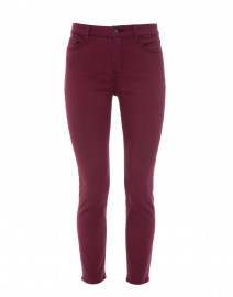 Blackberry Skinny Stretch Denim Jean
