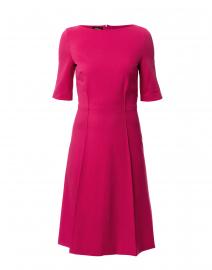 Fuchsia Luxe Jersey Dress