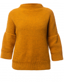 La Gacilly Yellow Wool Sweater