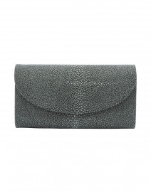 Baby Grande Grey Stingray Clutch