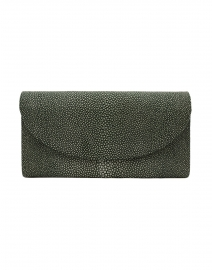 Baby Grande Sage Stingray Clutch