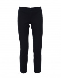 Jerry Navy Stretch Cotton Pant