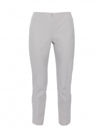 Peace of Cloth - Jerry Dove Grey Stretch Cotton Pant