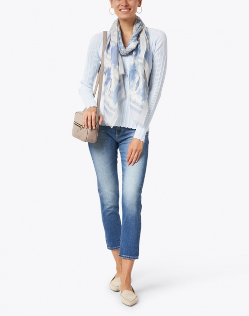 AG Jeans - Relaxed Fit Slim Light Wash Jean