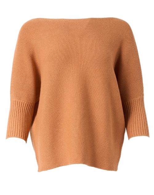 Santorelli - Sarva Burnt Orange Wool Sweater