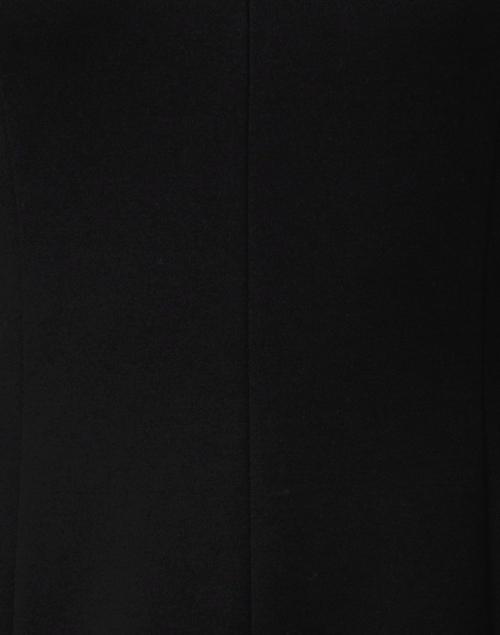 Escada - Daylor Black Crepe Cut-Out Dress