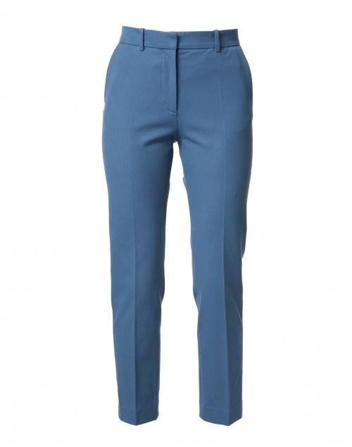 Joseph - Coleman Blue Steel Gabardine Stretch Pant