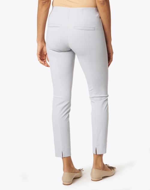 Cambio - Ros Pale Grey Techno Stretch Pant