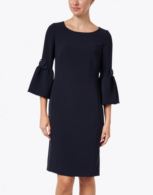 Maison Common - Navy Crepe Dress