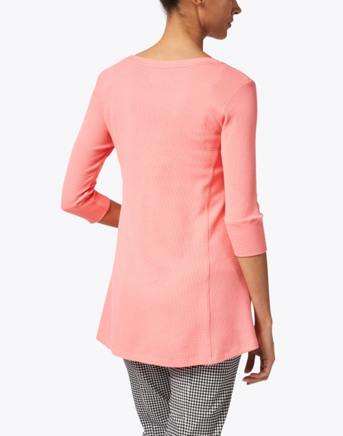 Southcott - Fancy Free Coral Cotton Thermal Top