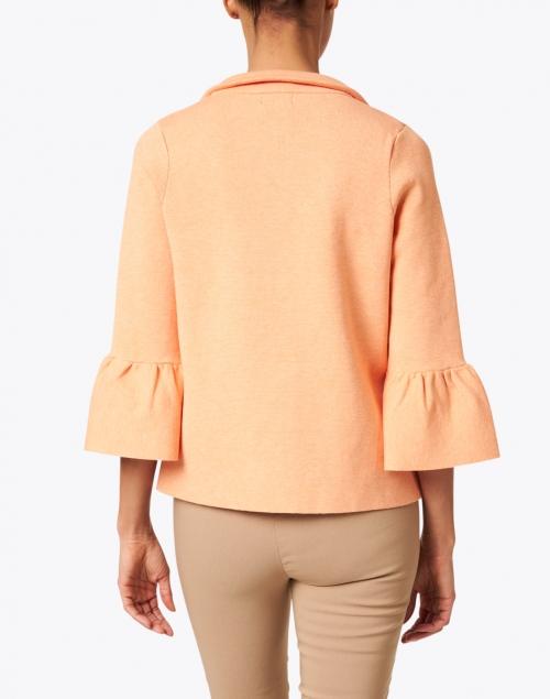 J'Envie - Melon Heather Stretch Swing Jacket