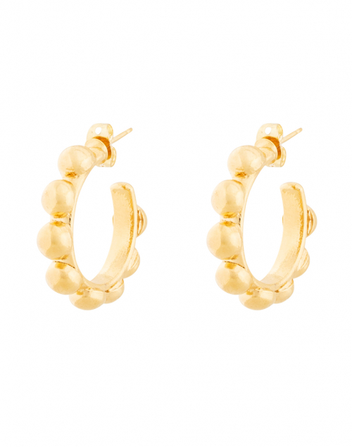Sylvia Toledano Mini Gold Hoop Earrings