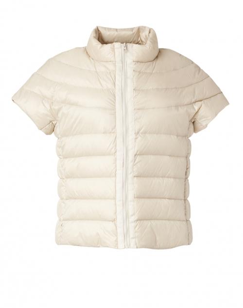 Cortland Park - Palm Beach Beige Puffer Jacket