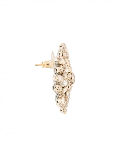Mignonne Gavigan - Stella Champagne Crystal Earrings