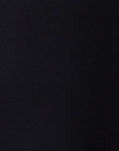 Goat - Jane Navy Dress with Button Detail