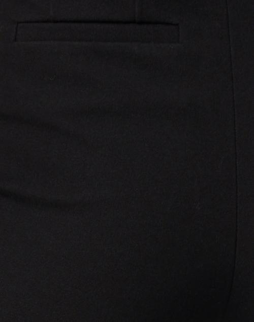 Joseph - Coleman Black Gabardine Stretch Pant