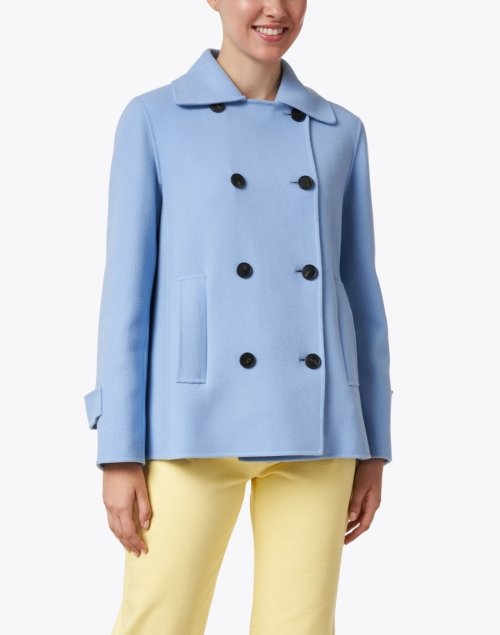 Weekend Max Mara - Agnese Blue Wool Jacket