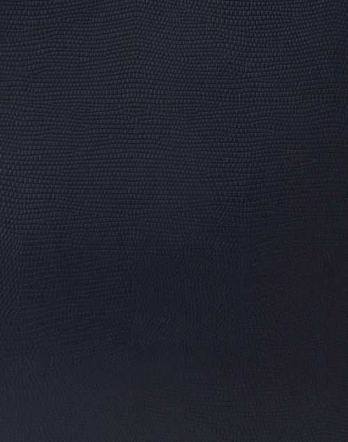 Lambertson Truex - Navy Leather Tote