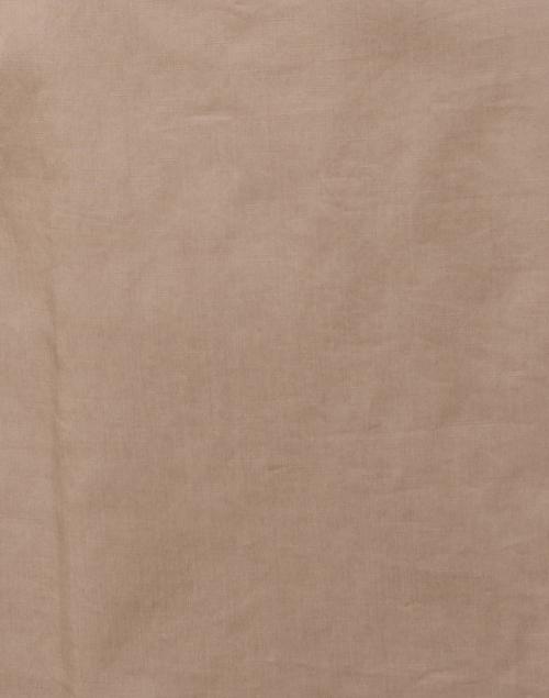 Lafayette 148 New York - Sonny Mink Grey Stretch Cotton Shirt Dress