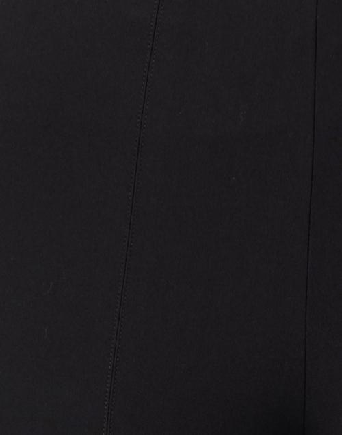 Vince - Black Bi-Stretch Stitch Legging