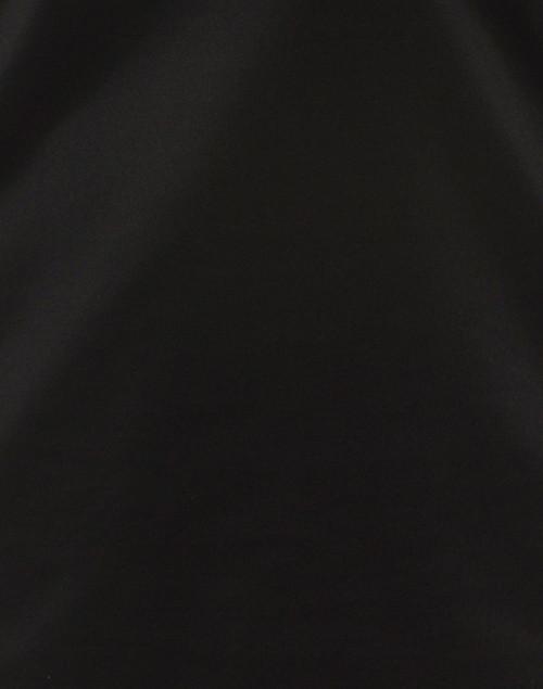 Gretchen Scott - Black Ruffle Neck Top