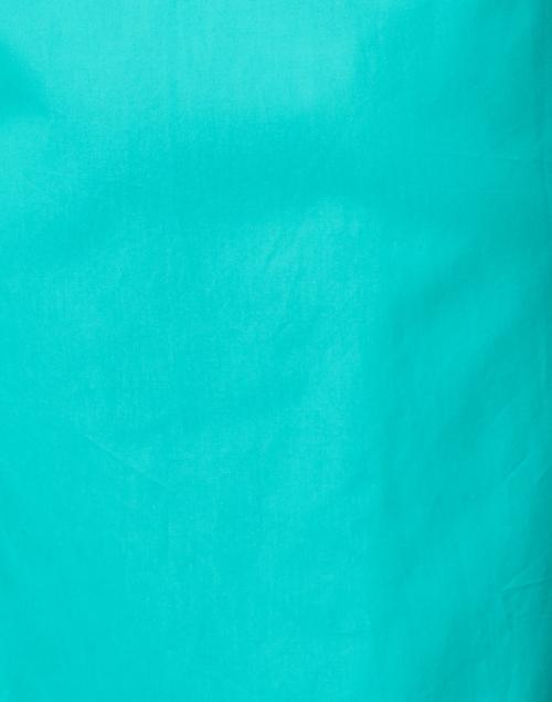 Aspesi - Aqua Cotton Poplin Shirt Dress