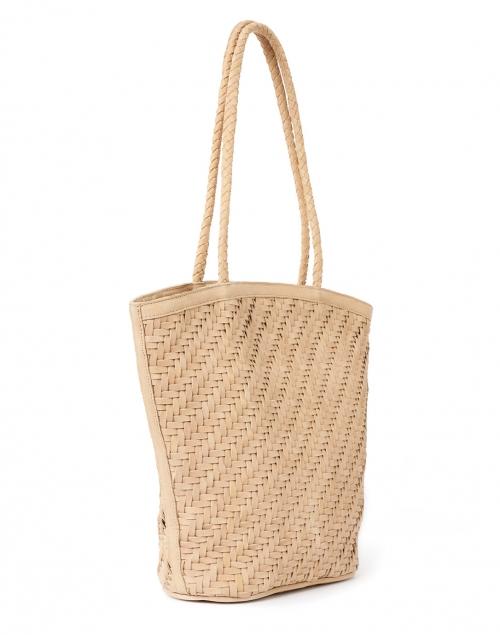 Bembien - Jeanne Caramel Woven Leather Bag