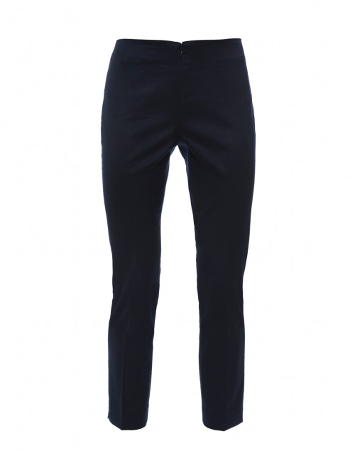 Peace of Cloth - Jerry Navy Stretch Sateen Pant