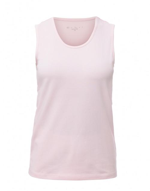 E.L.I. - Pale Pink Stretch Cotton Tank