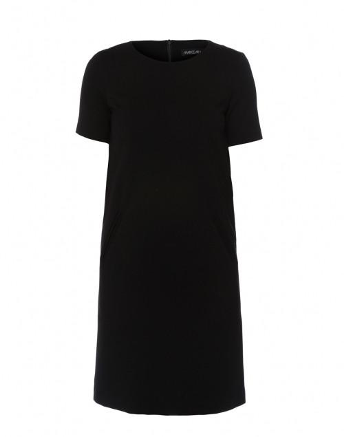 Marc Cain - Black Ponte Dress
