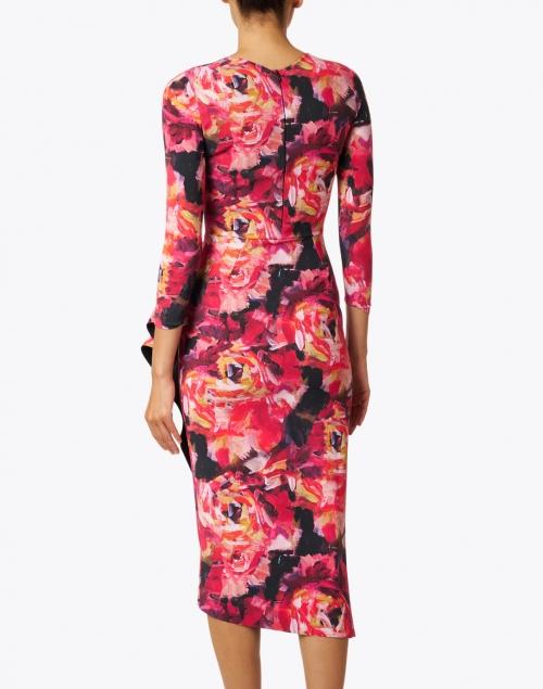Chiara Boni La Petite Robe - Wang Palette of Roses Stretch Jersey Dress