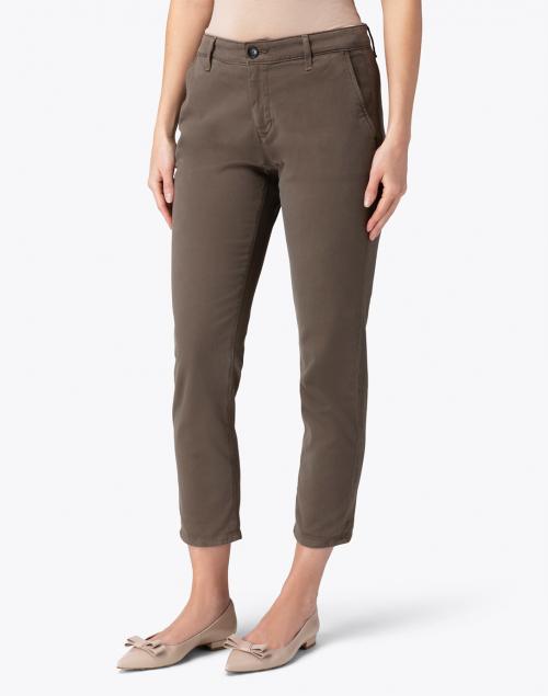 AG Jeans - Caden Khaki Green Trouser