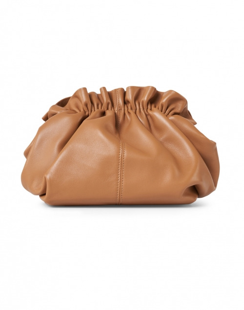 Loeffler Randall - Willa Dark Sand Leather Cinched Clutch