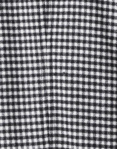 Marc Cain Sports - Black and White Checked Coat