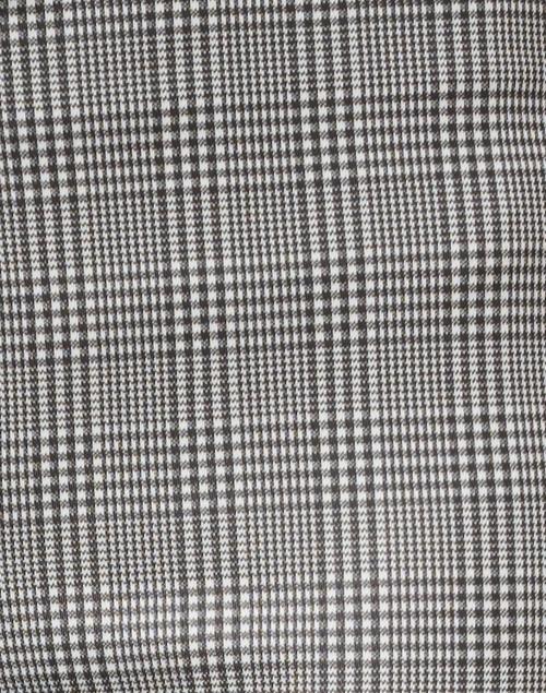 Peace of Cloth - Jasmine Black and White Plaid Stretch Pant
