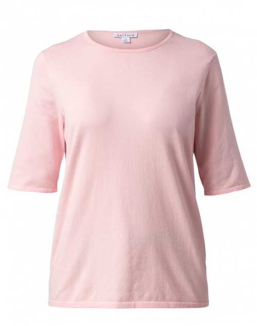 Belford - Sugar Pink Cotton Top