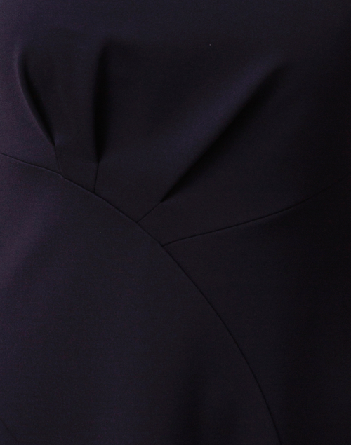 Ports International - Navy Cap Sleeve Dress