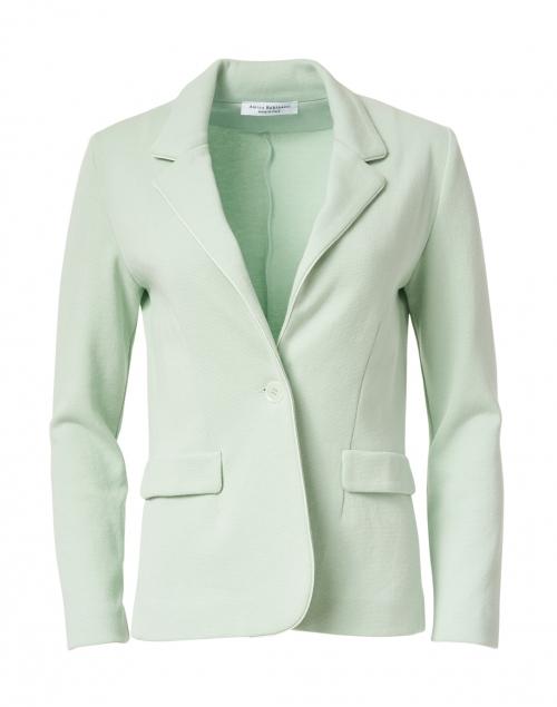 Amina Rubinacci - Energia Green Cotton Knit Blazer