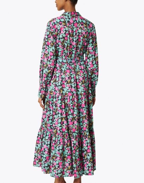 Roller Rabbit - Sonora Floral Print Cotton Dress