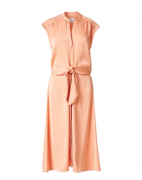 Brochu Walker Austin Peach Satin Dress