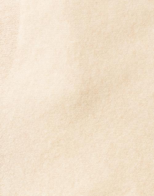 Minnie Rose - Sandstone Beige Cashmere Ruana